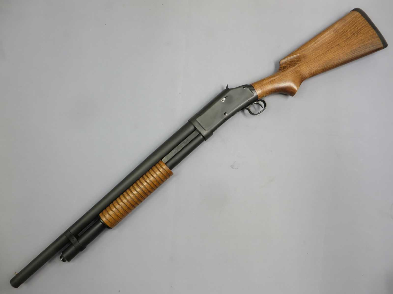 【タナカ】Model 1897 Riot Gun Ver.2  モデルガン