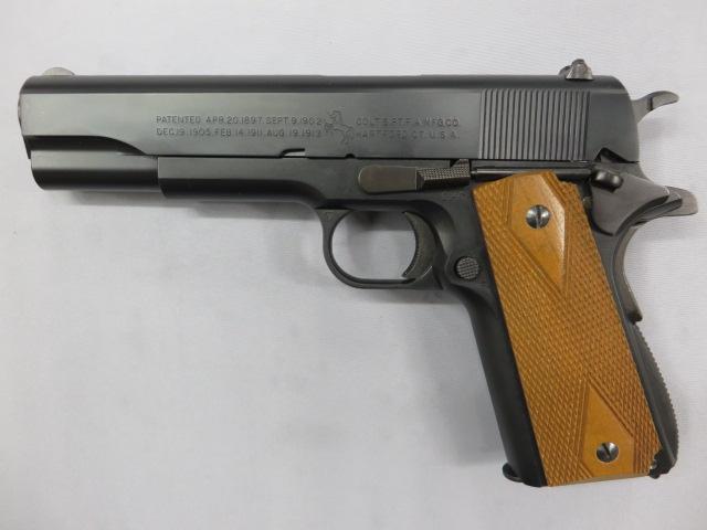 コルトM1911A1 ラストマンスタンディング